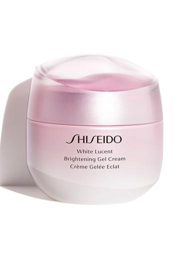 Shiseido Shiseido White Lucent Brightening Gel Cream Yoğun Nemlendiren Ve Koyu Lekeleri Onaran Nemlendirici Krem 50 ml Renksiz